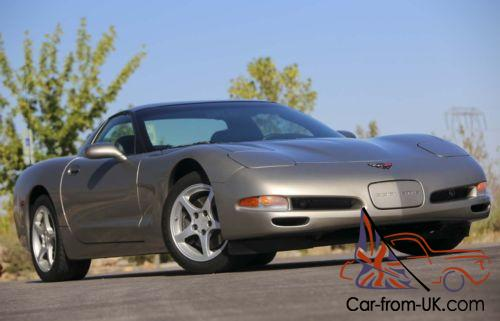 2000 chevrolet corvette rare frc fixed roof coupe 1 owner 10 409 miles. Black Bedroom Furniture Sets. Home Design Ideas
