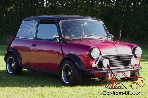 1994 1275cc Limited Edition Rover Mini 35 Solid Shell Strong Engine