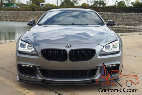 2013 bmw 6 series no reserve on a completely custom 640i gran coupe. Black Bedroom Furniture Sets. Home Design Ideas
