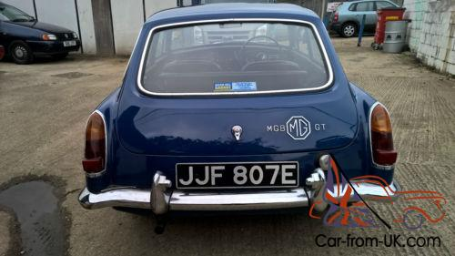 ebay147716285331188 mg mgb gt overdrive in mineral blue, chrome wires, lovely car, no mgb overdrive birmingham at edmiracle.co