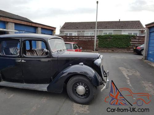 Cars For Sale Uk Norfolk: AUSTIN 18 /6 NORFOLK 1937