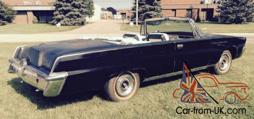 1964 chrysler imperial convertible for sale