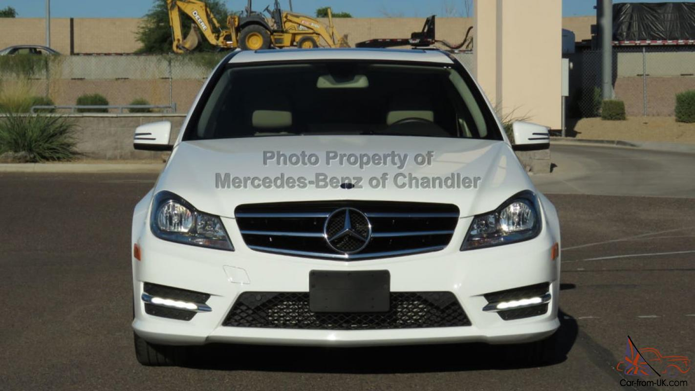 2014 mercedes benz c class 4dr sedan c250 sport rwd. Black Bedroom Furniture Sets. Home Design Ideas