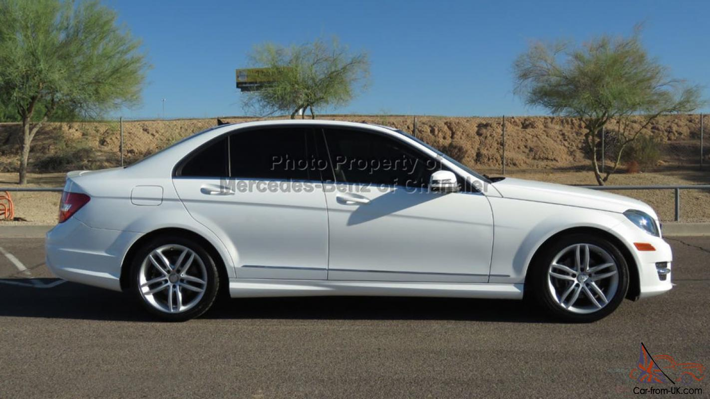 2014 Mercedes Benz C Class 4dr Sedan C250 Sport Rwd