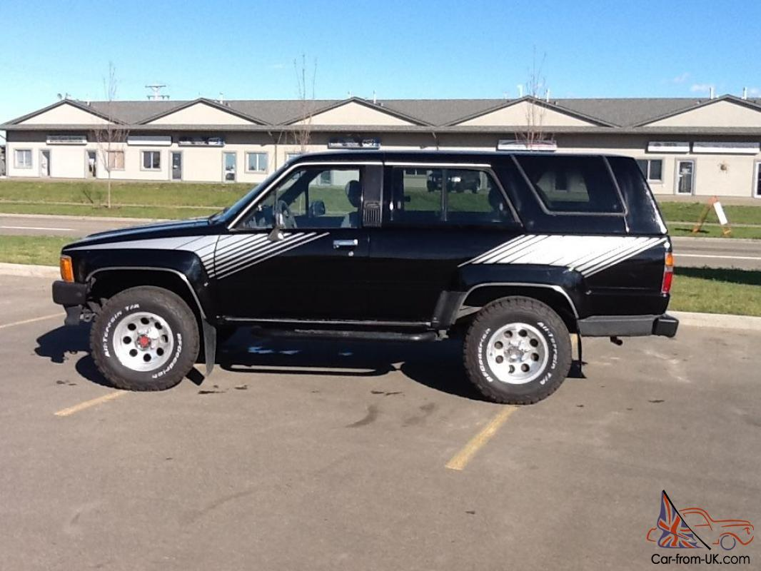 1988 toyota 4runner sr5 ebay. Black Bedroom Furniture Sets. Home Design Ideas