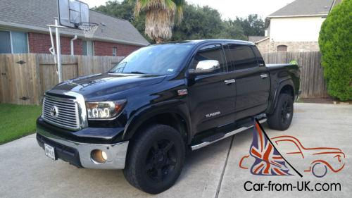 Toyota Tundra Supercharger >> 2012 Toyota Tundra Platinum Supercharger Engine Trd Package