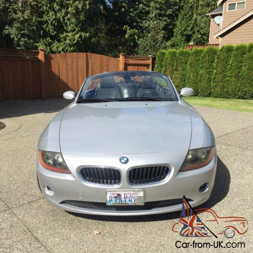 Bmw Z4 For Sale In Uk: 2004 BMW Z4