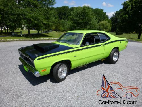 1970 plymouth duster 440. Black Bedroom Furniture Sets. Home Design Ideas