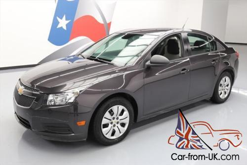 2014 chevrolet cruze ls 1sa turbo 6 speed bluetooth. Black Bedroom Furniture Sets. Home Design Ideas