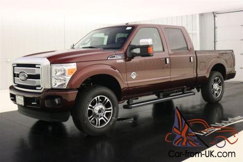 2016 ford f 250 platinum 4x4 crew cab nav moonroof msrp 69390. Black Bedroom Furniture Sets. Home Design Ideas