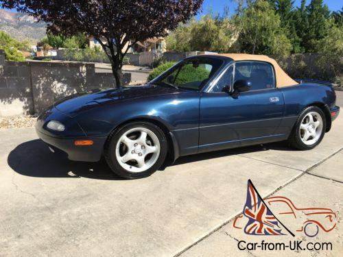 1997 Mazda Mx 5 Miata Sto Edition Photo