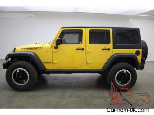 2015 Jeep Wrangler Unlimited 4wd 4dr Rubicon Hard Rock ...