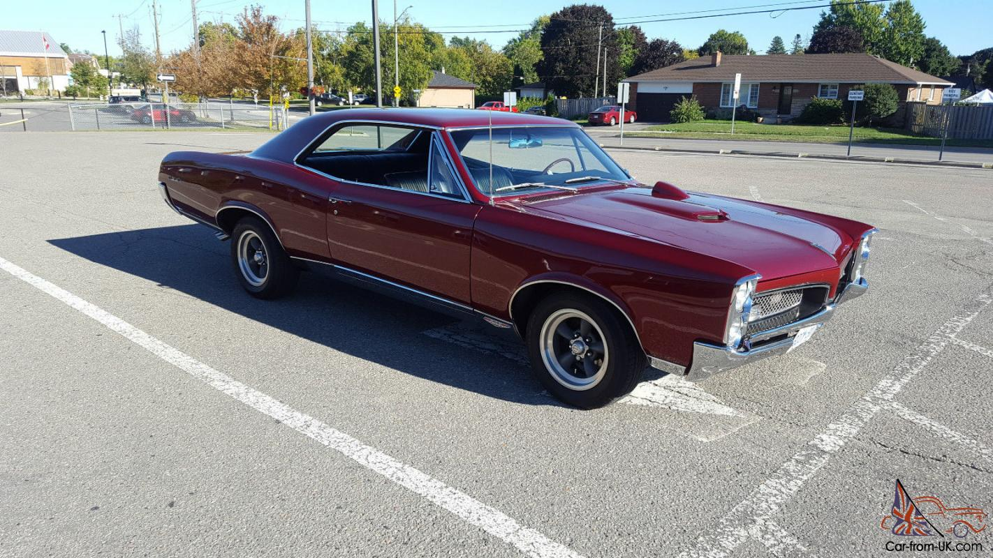 1967 pontiac gto hardtop ebay. Black Bedroom Furniture Sets. Home Design Ideas