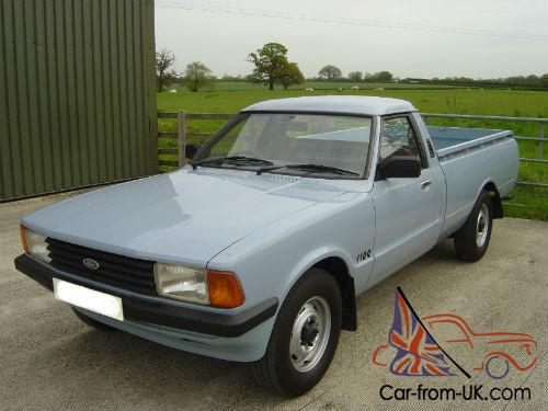 LOVELY FORD CORTINA P100 PICK UP TRUCK