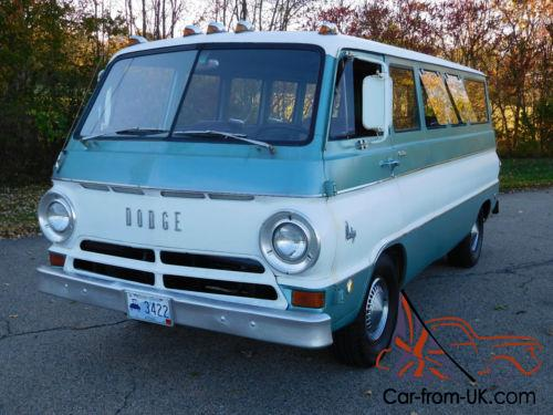 1969 dodge a100 a108 van. Black Bedroom Furniture Sets. Home Design Ideas