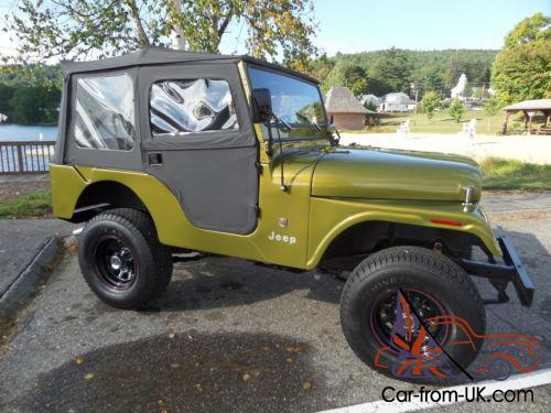 1966 jeep other Buick V6 in a Jeep up for sale a pletely restored 1966 jeep cj5 with is original and rare 225 do dauntless v6 this jeep was pletely taken apart and restored 5 years ago