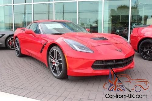 2016 Chevrolet Corvette 2lt Coupe Financing Available