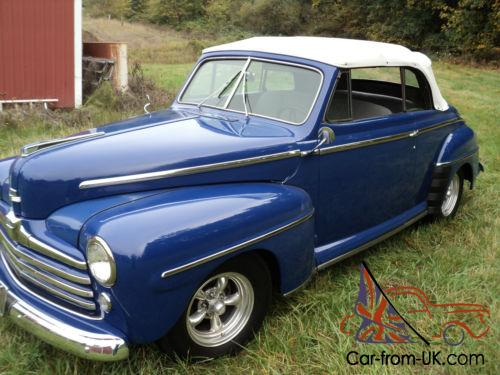 1948 Ford Other Super Deluxe Street Rod