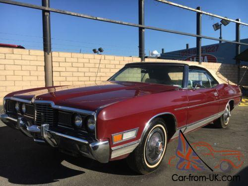 1972 ford ltd convertible 429 v8 power windows seats1972 ford ltd convertible 429 v8 power windows seats locks beautiful car !