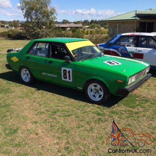 Stanza Race Car And Rally Car Package