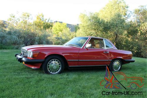 1988 mercedes benz 500 series 560sl convertible for Mercedes benz 500 convertible