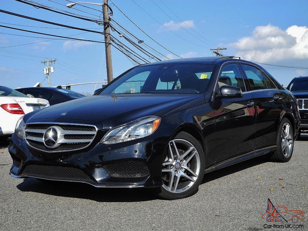 2014 mercedes benz e class e350 sport 4matic. Black Bedroom Furniture Sets. Home Design Ideas