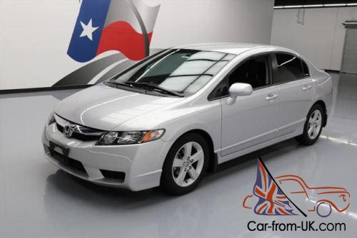 2011 Honda Civic Lx S Sedan Automatic Alloy Wheels