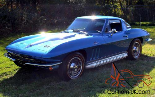 1966 chevrolet corvette stingray coupe. Black Bedroom Furniture Sets. Home Design Ideas