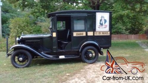 1931 Ford Model A Mail truck