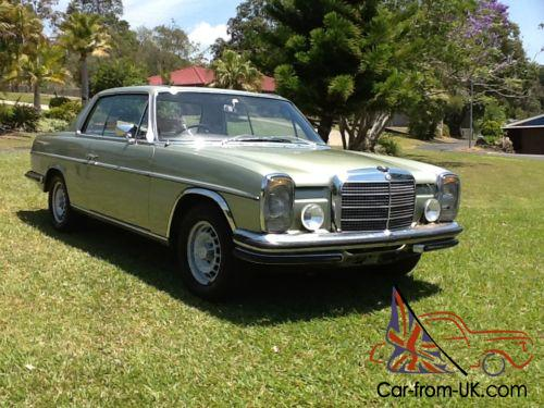 1972 mercedes 280ce coupe for Mercedes benz 280ce for sale