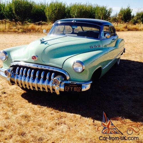 Buick Cars For Sale: 1950 Buick Riviera
