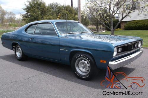 1970 plymouth duster duster 340. Black Bedroom Furniture Sets. Home Design Ideas
