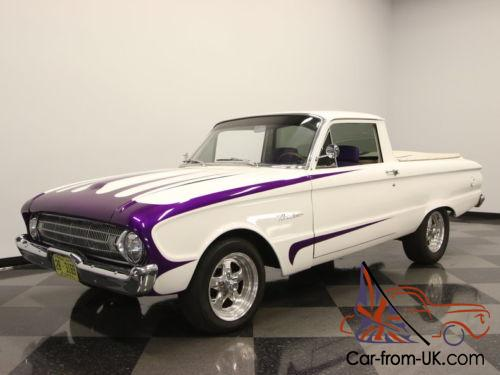Volkswagen Thornton Road >> 1961 Ford Ranchero Falcon