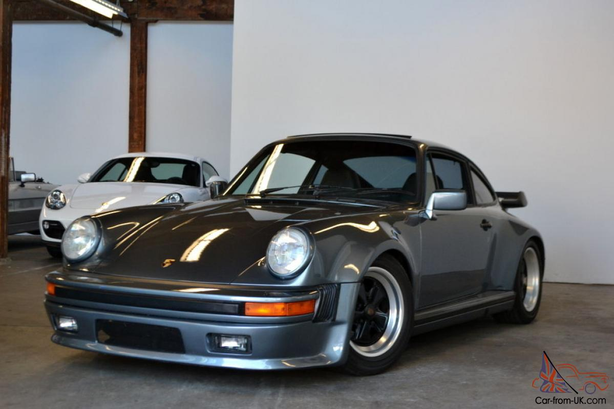 1984 porsche 930 turbo ebay. Black Bedroom Furniture Sets. Home Design Ideas