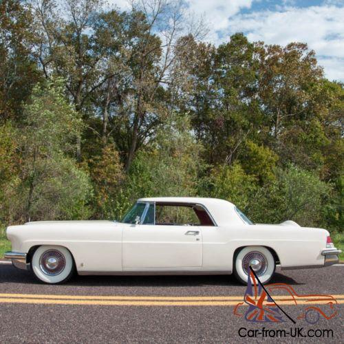 1999 Lincoln Continental For Sale: 1957 Lincoln Continental Continental Mark II