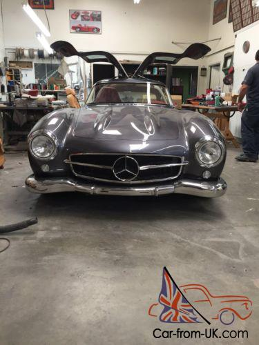 1955 replica kit makes mercedes benz for What country makes mercedes benz cars