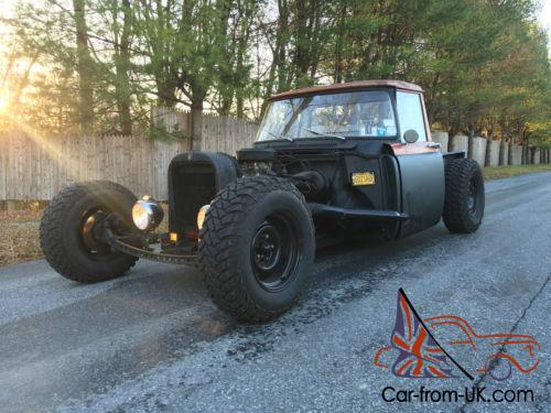 1967 toyota other custom rat rod hot rod street rod gasser. Black Bedroom Furniture Sets. Home Design Ideas