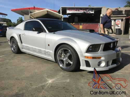 2006 ford mustang roush stage ii. Black Bedroom Furniture Sets. Home Design Ideas