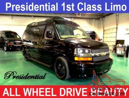 2014 Chevrolet Other Presidential Conversion Van c3656808a