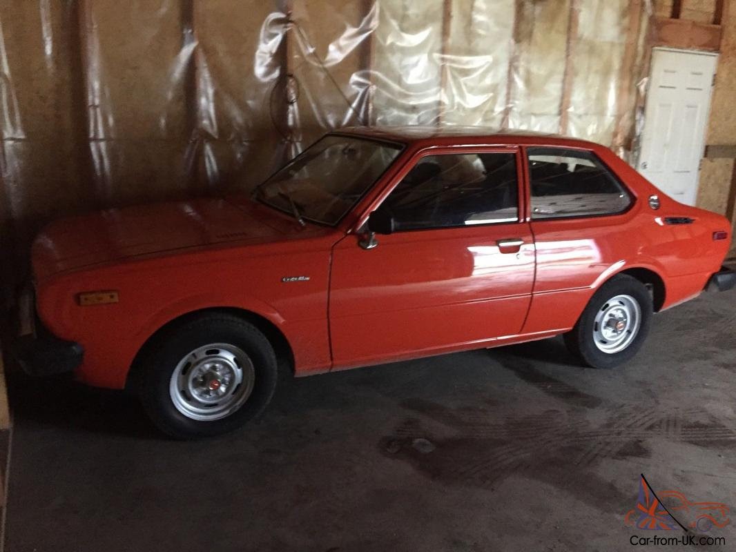1976 toyota corolla dlx coupe 2 door ebay. Black Bedroom Furniture Sets. Home Design Ideas