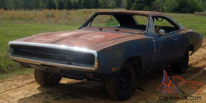 1970 Dodge Charger R T Hardtop 2 Door Ebay