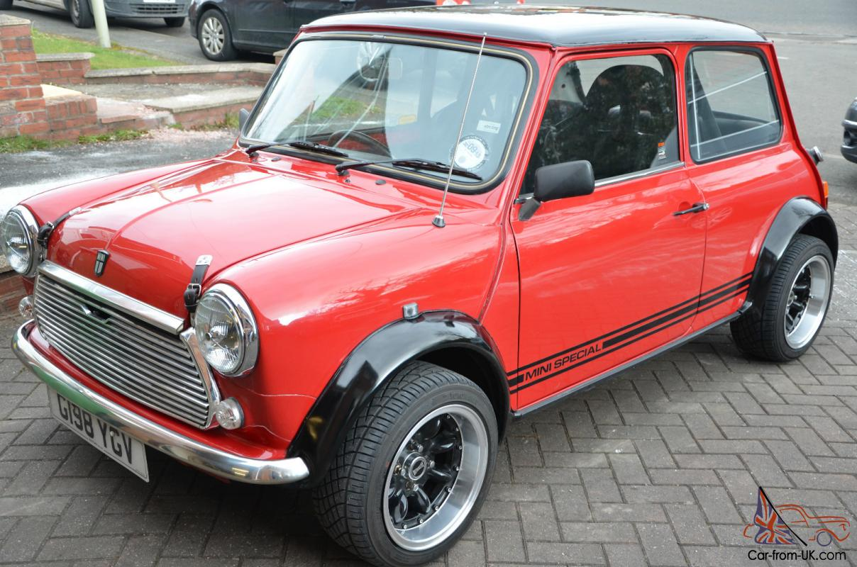Classic mini fast road track 1380cc with t2 turbo for Classic uk house tracks