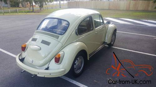 1971 vw super beetle owners manual