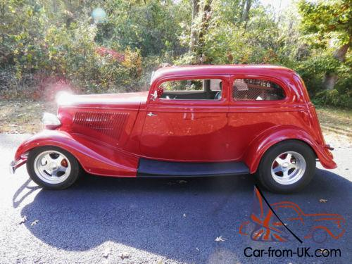 1934 Ford Other STEEL BODY VICKY STREET ROD