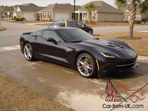 2015 chevrolet corvette z51. Black Bedroom Furniture Sets. Home Design Ideas