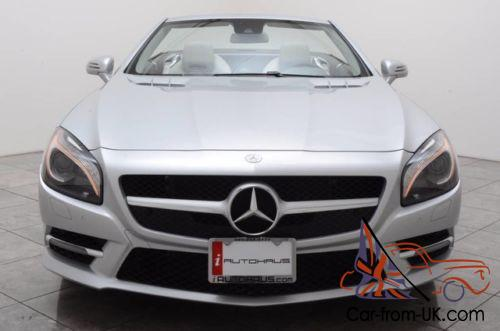 2014 mercedes benz sl class sl550 roadster. Black Bedroom Furniture Sets. Home Design Ideas