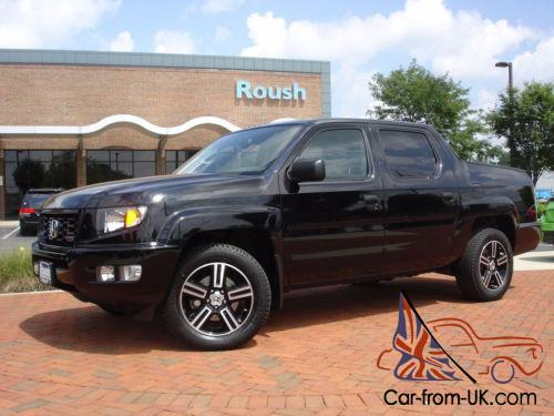 2013 honda ridgeline 4wd crew cab sport. Black Bedroom Furniture Sets. Home Design Ideas