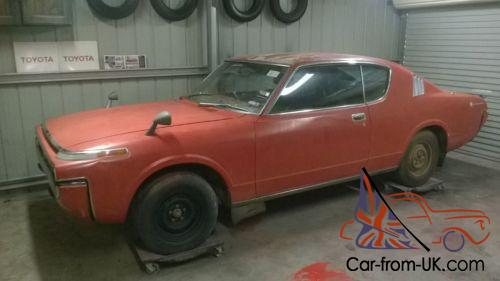 Reduced To 1971 Toyota Crown Coupe Suit Ra28 Celica Datsun 240k 240z