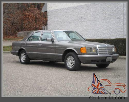 1985 mercedes benz 300 series 300sd for 1985 mercedes benz 300sd
