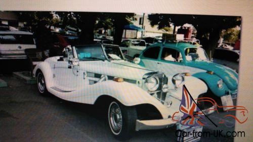 1934 replica kit makes heritage mercedes benz 500k for 1934 mercedes benz 500k heritage replica